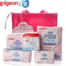 Pigeon/贝亲 待产包 产妇入院包 产妇卫生巾 防溢乳垫 产妇待产包组合套装