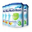Nutrilon诺优能 幼儿配方奶粉800g(3阶段1岁以上) X 4
