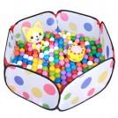 大贸商 波波池 海洋球池 儿童宝宝帐篷游戏池 户外玩具 送海洋球 AF25019