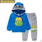巴拉巴拉2014童装男幼童春秋运动套装儿童秋装新款男童宝宝套衣服